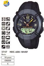 Casio HDC-600-1BVEF