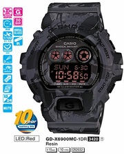 Casio GD-X6900MC-1ER