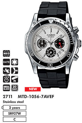 Casio MTD-1056-7A