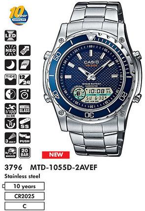 Casio MTD-1055D-2A