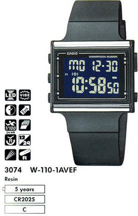 Casio W-110-1A