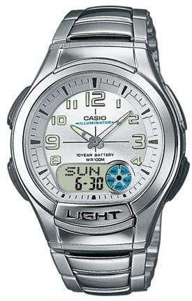 Casio AQ-180WD-7BVEF
