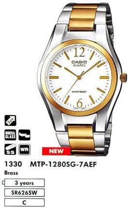 Casio MTP-1280SG-7AEF