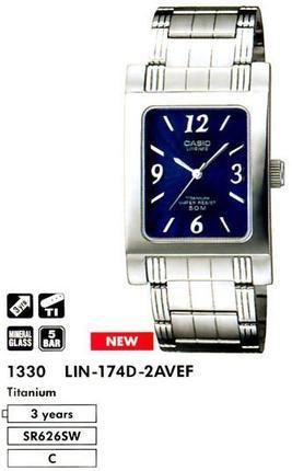 Casio LIN-174D-2A