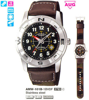Casio AMW-101B-1B