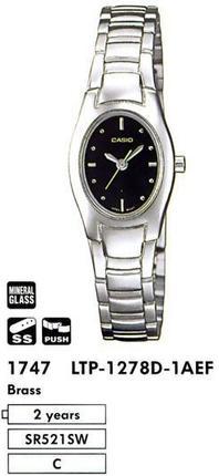 Casio LTP-1278D-1A