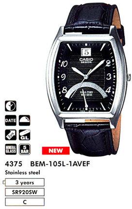 Casio BEM-105L-1A