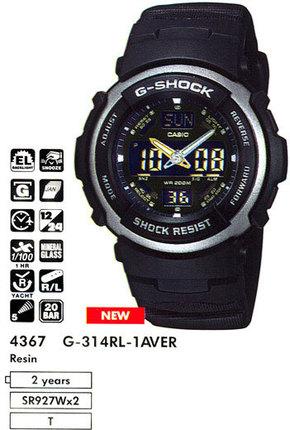 Casio G-314RL-1A