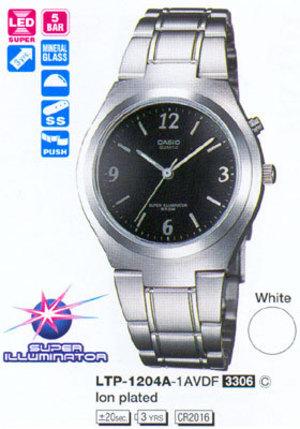 Casio LTP-1204A-1AVEF
