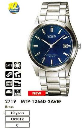 Casio MTP-1266D-2AVEF