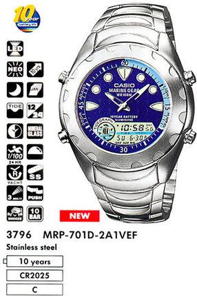Casio MRP-701D-2A1