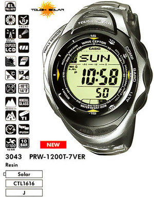 Casio PRW-1200T-7V