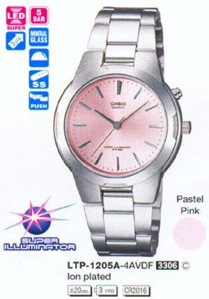 Casio LTP-1205A-4A