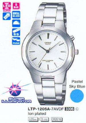 Casio LTP-1205A-7A