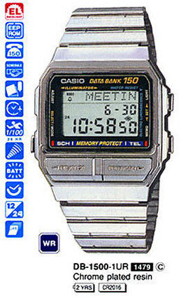 Casio DB-1500-1D