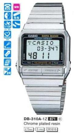 Casio DB-310A-1Z