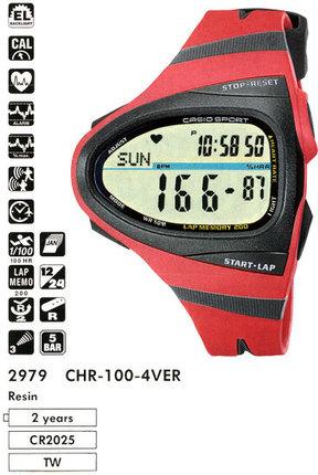 Casio CHF-100-4V