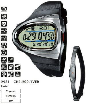 Casio CHR-200-1V