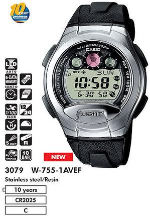 Casio W-755-1AVEF