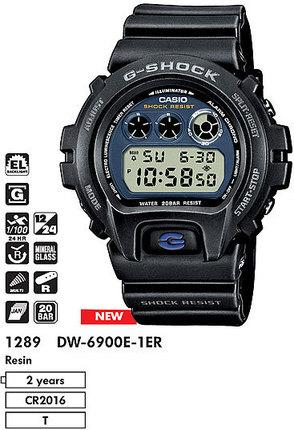 Casio DW-6900E-1ER