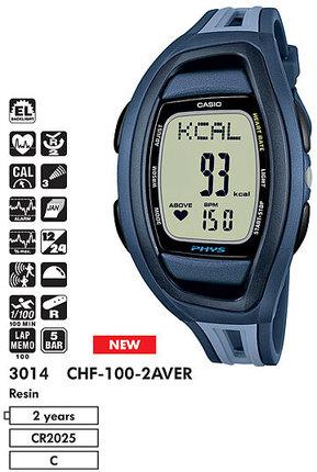 Casio CHF-100-2A