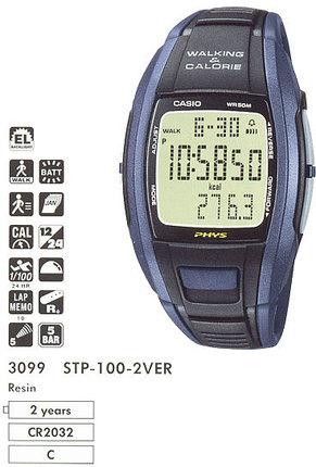 Casio STP-100-2V