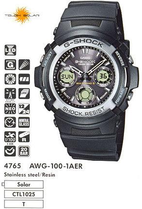 Casio AWG-100-1AER
