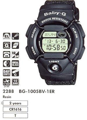 Годинник CASIO BG-1005BV-1ER