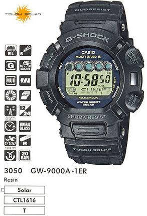 Casio GW-9000A-1E