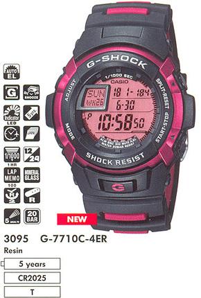 Casio G-7710C-4E