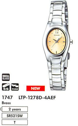 Casio LTP-1278D-4A