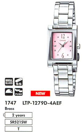 Casio LTP-1279D-4A