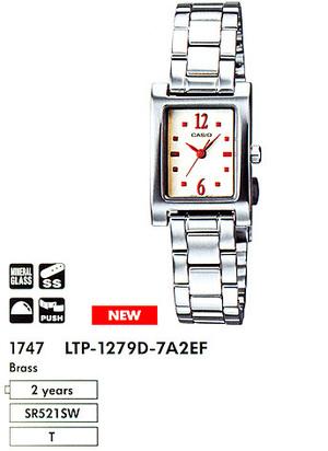 Casio LTP-1279D-7A2