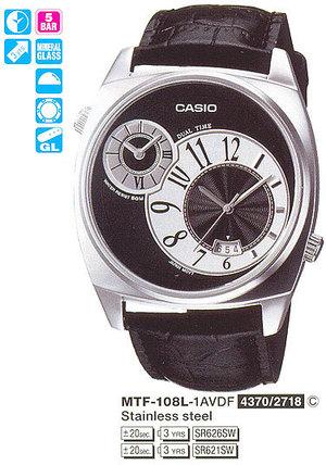 Casio MTF-108L-1A