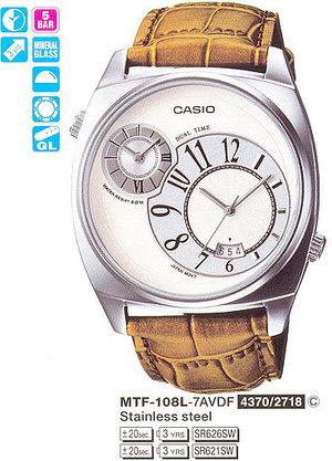 Casio MTF-108L-7A