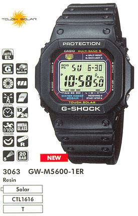 Casio GW-M5600-1E
