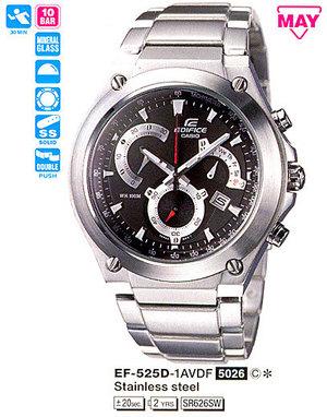 Часы CASIO EF-525D-1AVEF EF-525D-1A.jpg — ДЕКА
