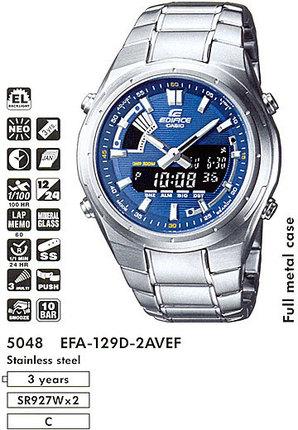 Casio EFA-129D-2A