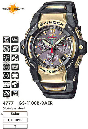 Casio GS-1100B-9A