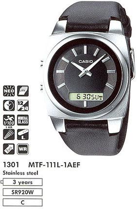 Casio MTF-111L-1A