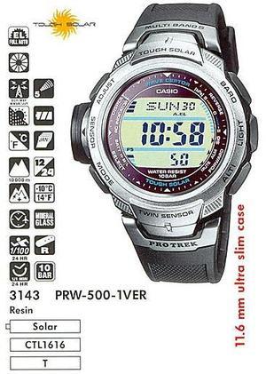 Casio PRW-500-1VER