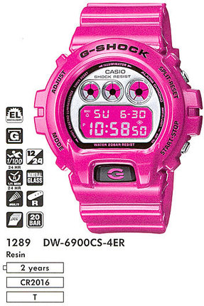 Часы CASIO DW-6900CS-4ER DW-6900CS-4E.jpg — ДЕКА