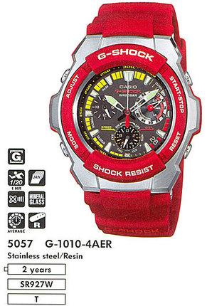 Casio G-1010-4A