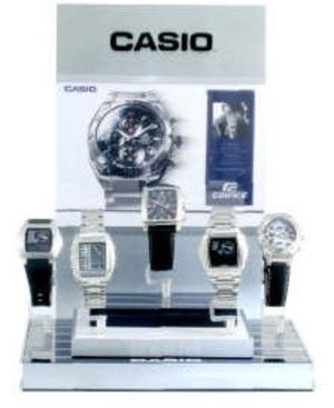 Casio 209EU-EFDISP1S