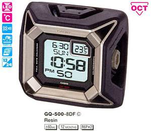 Casio GQ-500-8E