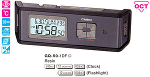 Casio GQ-50-1EF