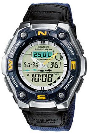 Часы CASIO AQW-101B-2AVER AQW-101B-2AVER.jpg — Дека