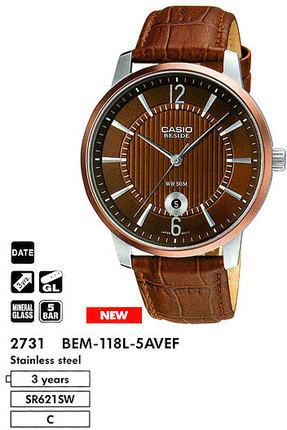 Casio BEM-118L-5A