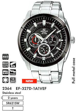 Casio EF-327D-1A1VEF