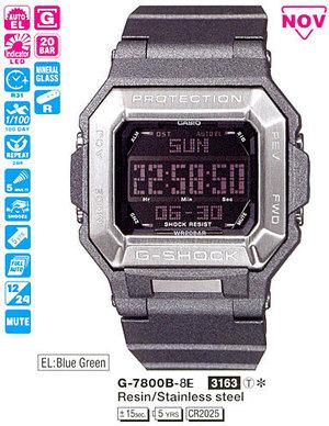 Casio G-7800B-8E